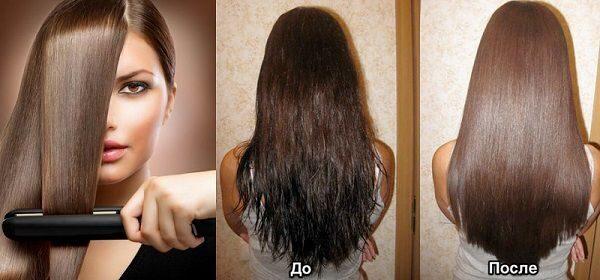 Прически на средние волосы утюжком